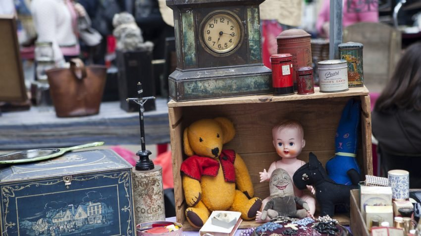 15 Flea Market Booth Display Tips Small Business Trends