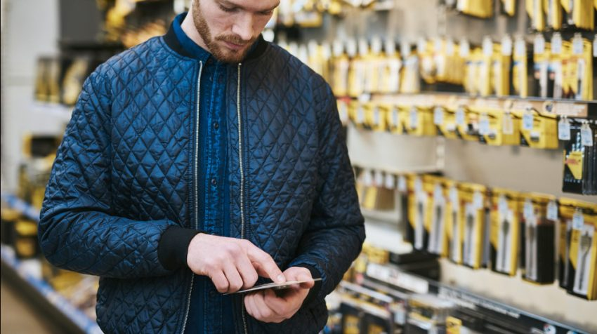 online marketing drives in-store sales
