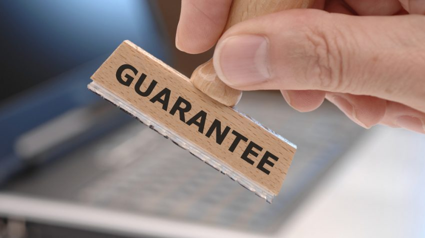 types of guarantees
