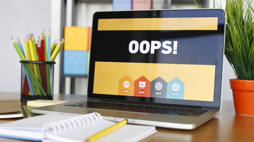 Are You Making These 5 Small Business Mistakes Online?