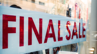 small companies fail final sale