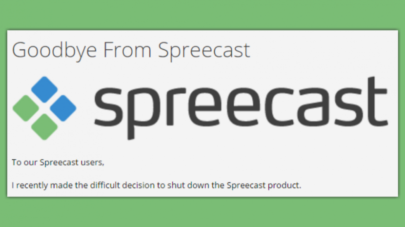 Spreecast News: Video Chat Platform Will Shut Down July 14