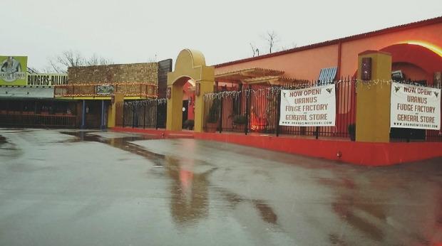 Most Unique Roadside Attraction Businesses in the U.S. - Uranus Fudge Factory and General Store