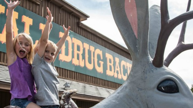 Most Unique Roadside Attraction Businesses in the U.S. - Wall Drug Store