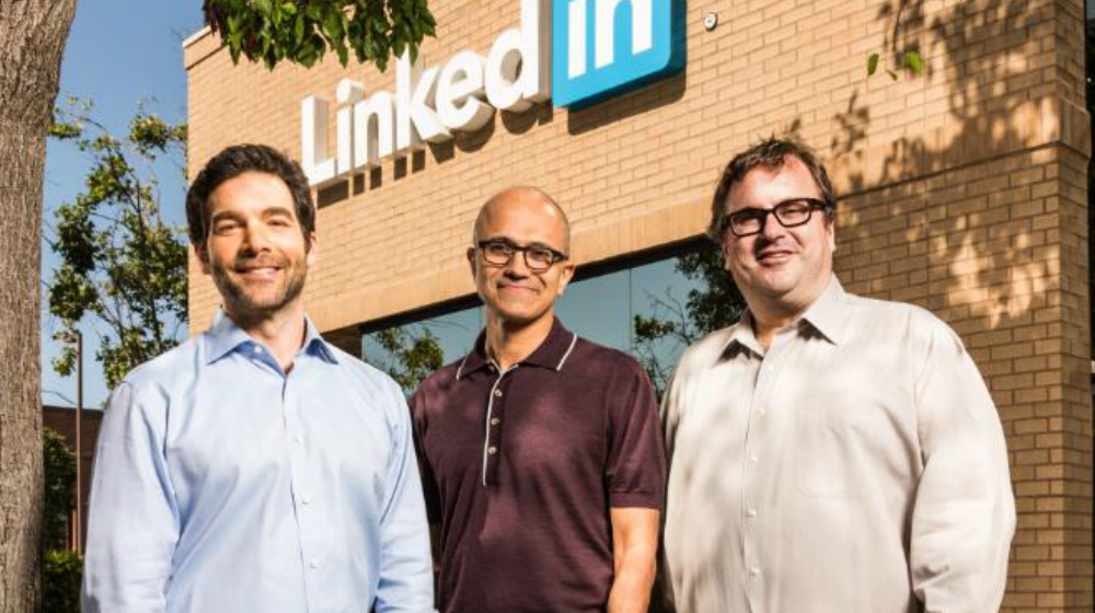 Microsoft Acquires LinkedIn, YouTube Announces Video Ad App - Small Business Trends