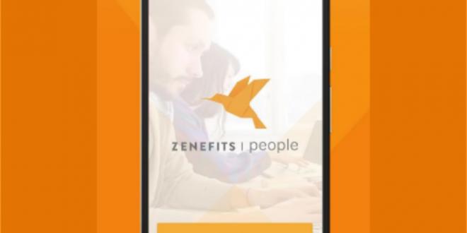 Zenefits App Lets Staff Request Vacation, Access Benefits ...