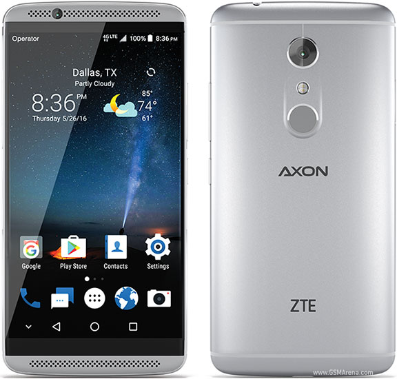 Google Daydream Ready Phone - ZTE Axon 7