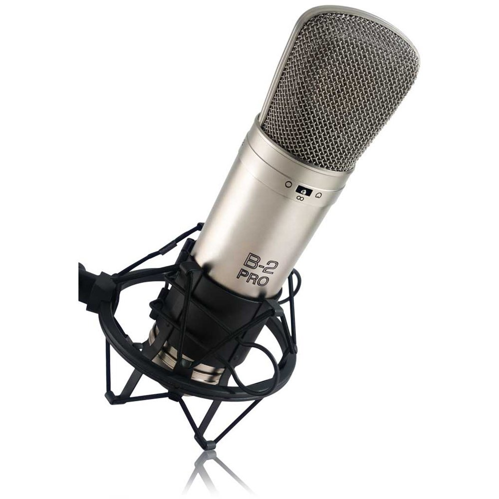 Best Budget Microphones for Podcasting - BEHRINGER B-2 PRO