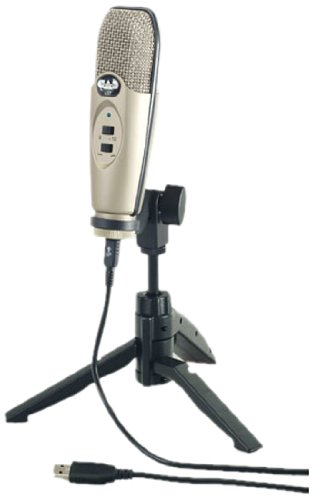 Best Budget Microphones for Podcasting - CAD U37 USB