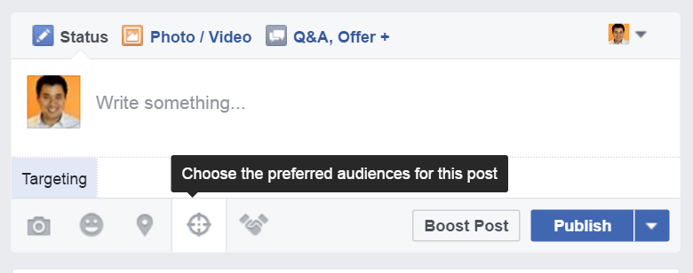 Facebook Organic Reach is NOT Dead -- Preferred Audience Targeting Start