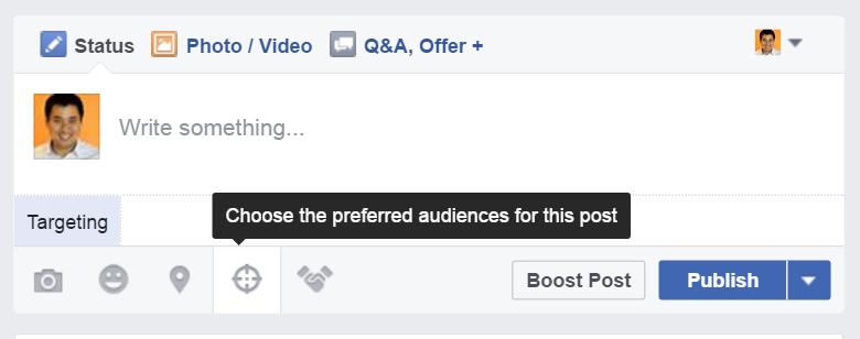 Facebook Organic Reach is NOT Dead -- Preferred Audience Targeting Start