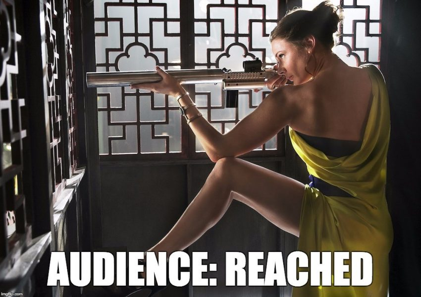 Facebook Organic Reach is NOT Dead -- Preferred Audience Reached