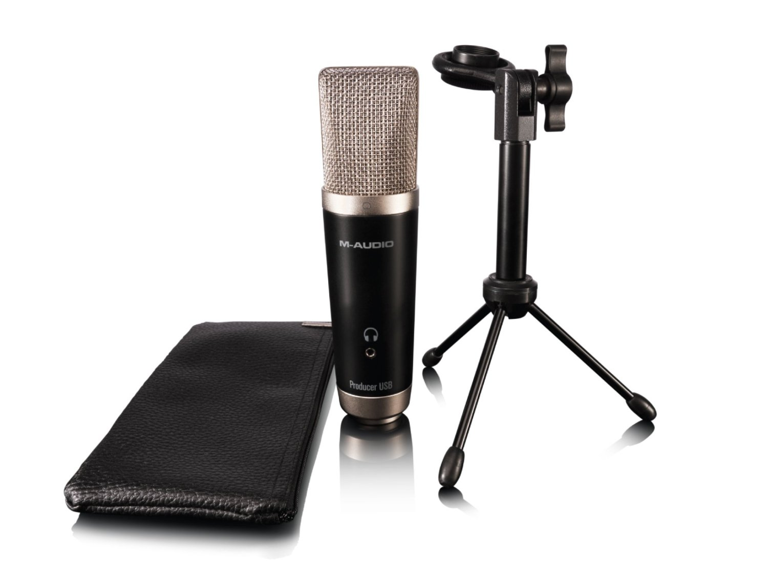 Best Budget Microphones - Get a Top 20 Podcast Microphone for Under $200 - M-Audio USB Condenser Microphone