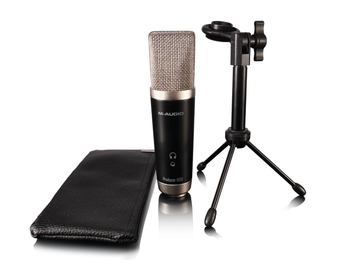 Best Budget Microphones for Podcasting - M-Audio USB Condenser Microphone