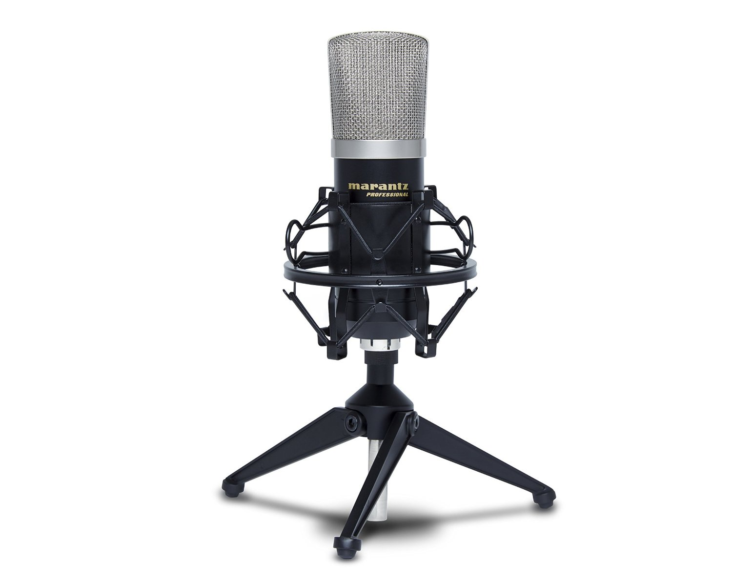 Best Budget Microphones for Podcasting - Marantz Professional MPM-500A
