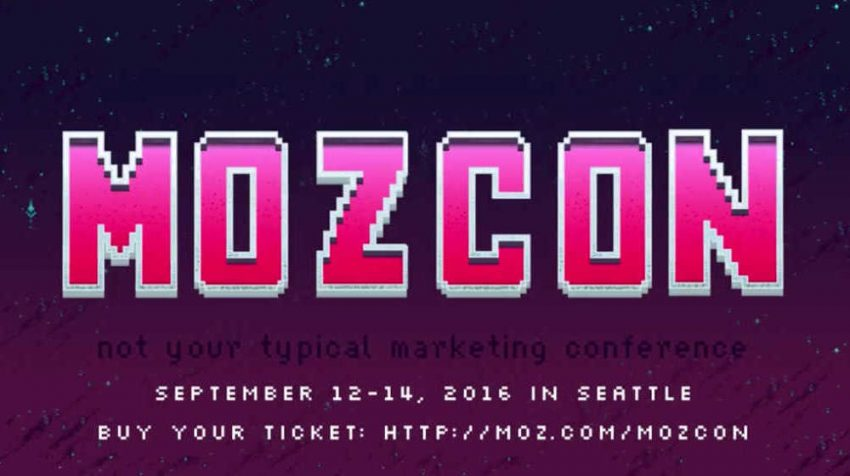 MozCon, Lean Startup Week Coming In September and October
