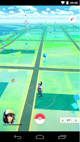 What Is Pokemon Go - Augmented Reality