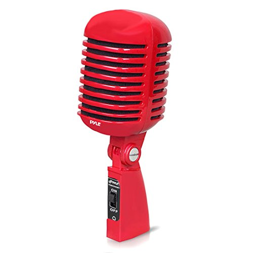 Best Budget Microphones - Get a Top 20 Podcast Microphone for Under $200 - Pyle PDMICR42R