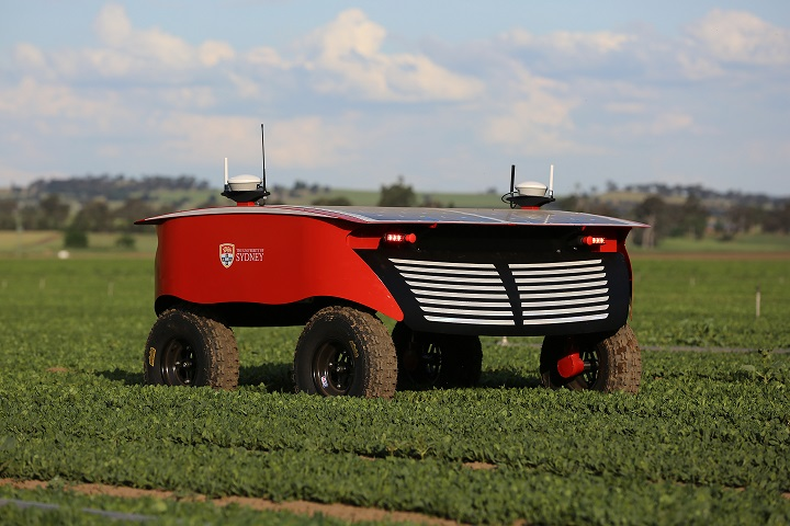 Farm Robot SwagBot May be the Mechanized Helper on Small Farms of The Future - Rippa