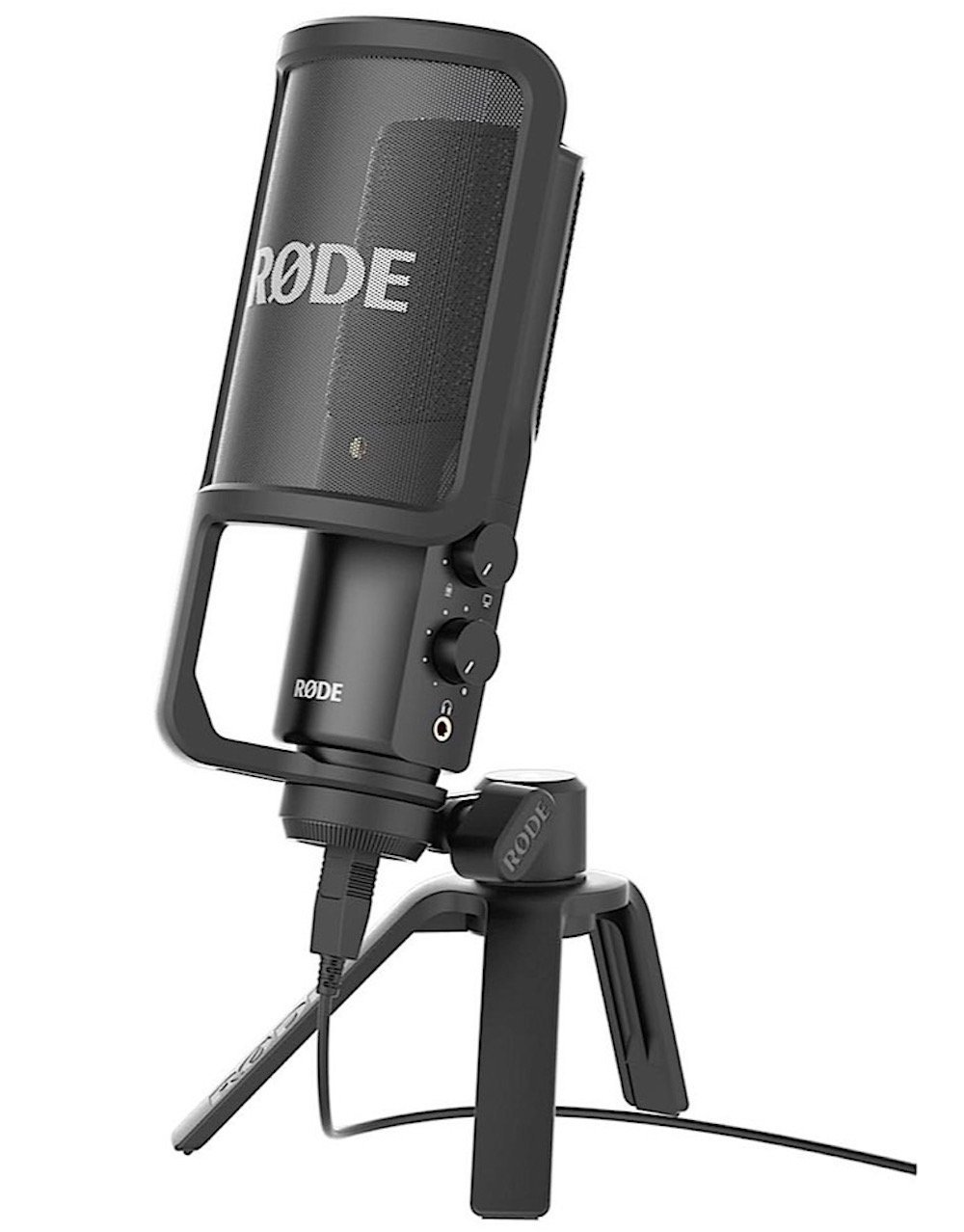 Best Budget Microphones - Get a Top 20 Podcast Microphone for Under $200 - Rode NT-USB Condenser Microphone