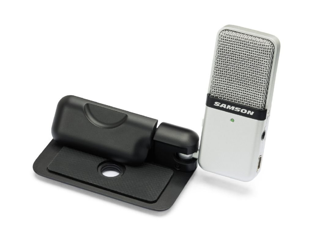 Best Budget Microphones - Get a Top 20 Podcast Microphone for Under $200 - Samson Go