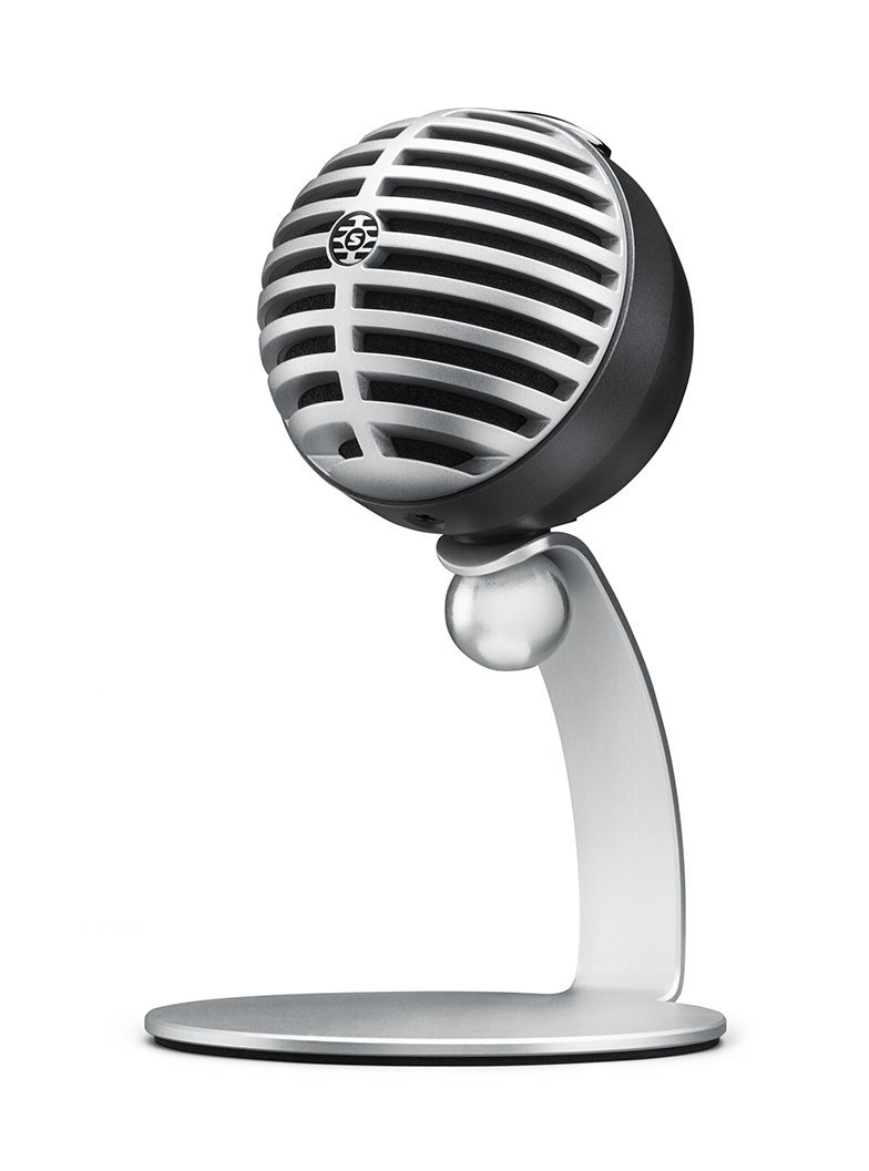 Best Budget Microphones - Get a Top 20 Podcast Microphone for Under $200 - Shure MV5 Digital Condenser Microphone