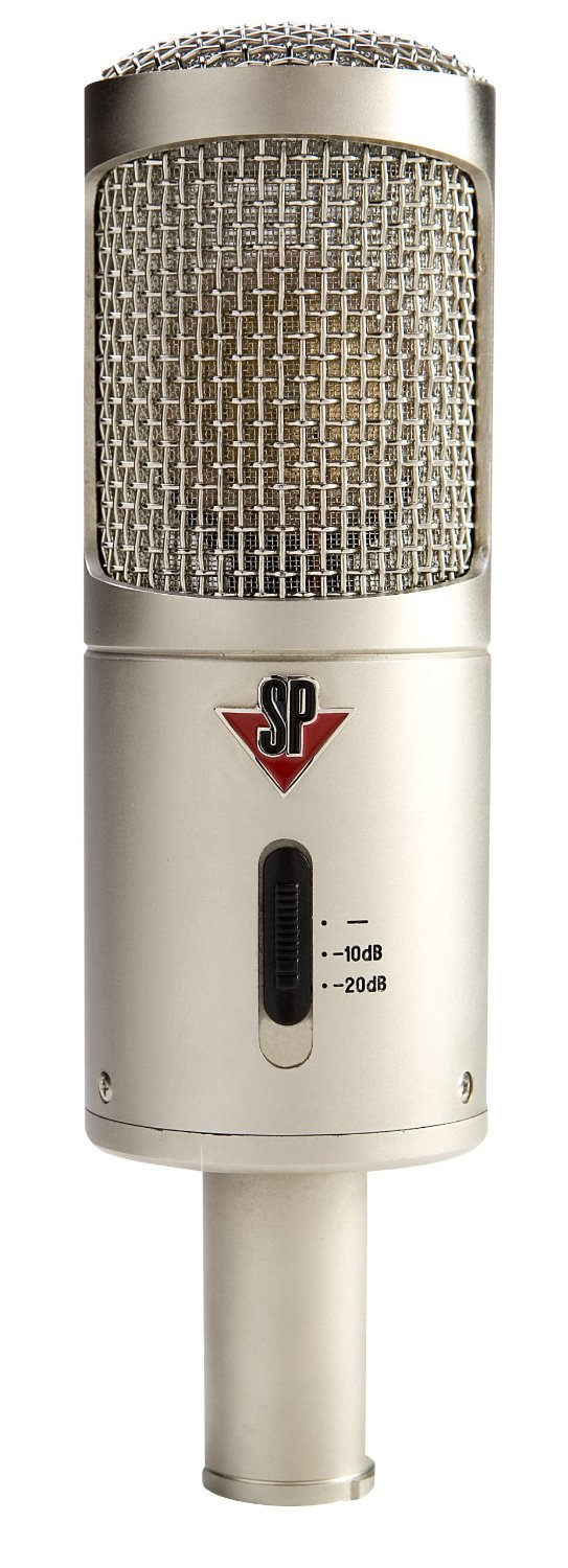 Best Budget Microphones - Get a Top 20 Podcast Microphone for Under $200 - Studio Projects B1 Vocal Condenser Microphone, Cardioid
