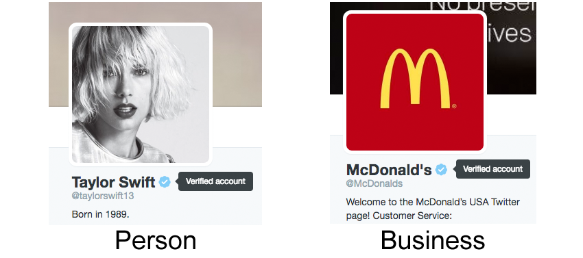 Verified Twitter Account Icon