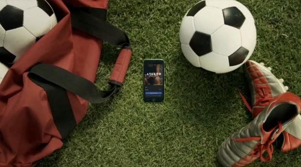 Sports Social Network - ALETO