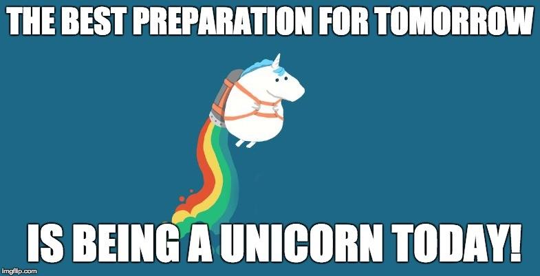 Click-Throughs - Be a Unicorn!