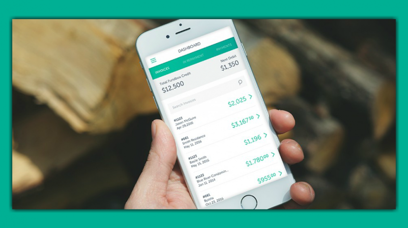 Fundbox iOS Cash Flow App: Get Your Invoices Paid While on the Go