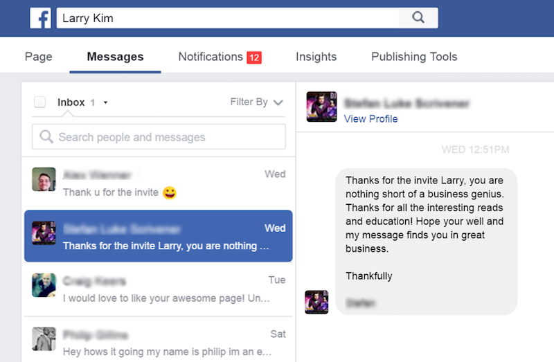 Facebook Trick for More Likes - You Get Thanked!