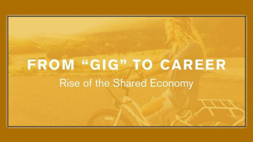 The Gig Economy is Booming and Here's Why