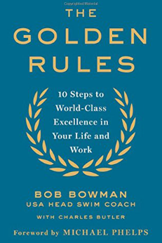 Want an Olympic Class Business? Train with 'The Golden Rules'