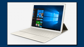Huawei MateBook Offers Surface Pro-like Experience on a Budget