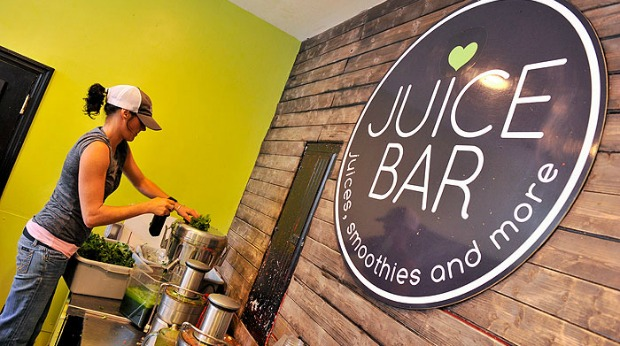 Juice Bar Franchises - I Love Juice Bar