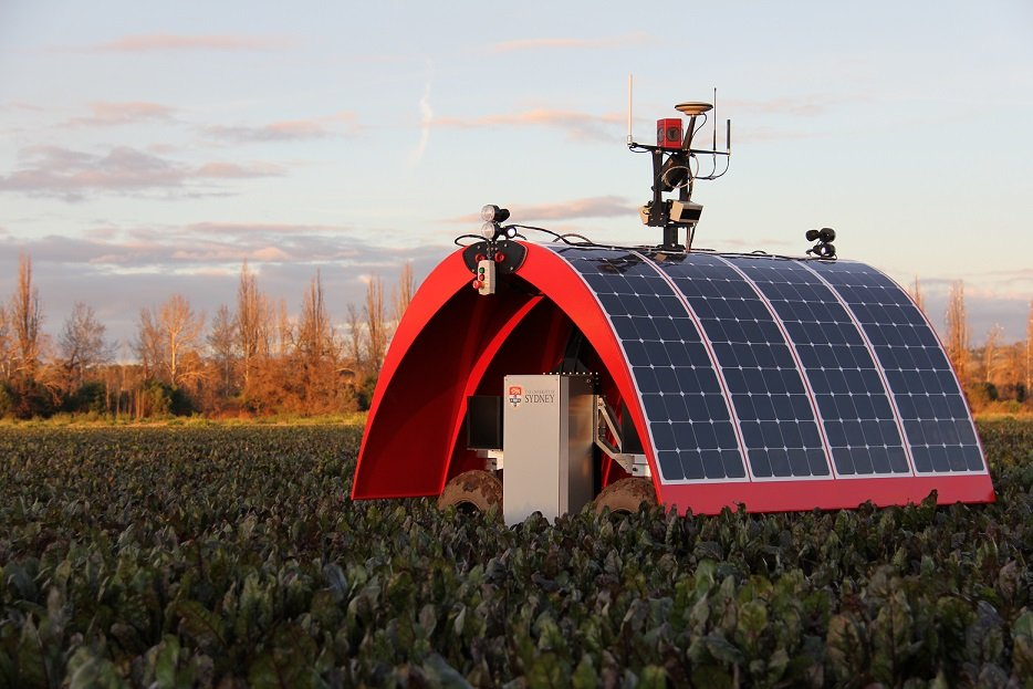 Farm Robot SwagBot May be the Mechanized Helper on Small Farms of The Future - Ladybird