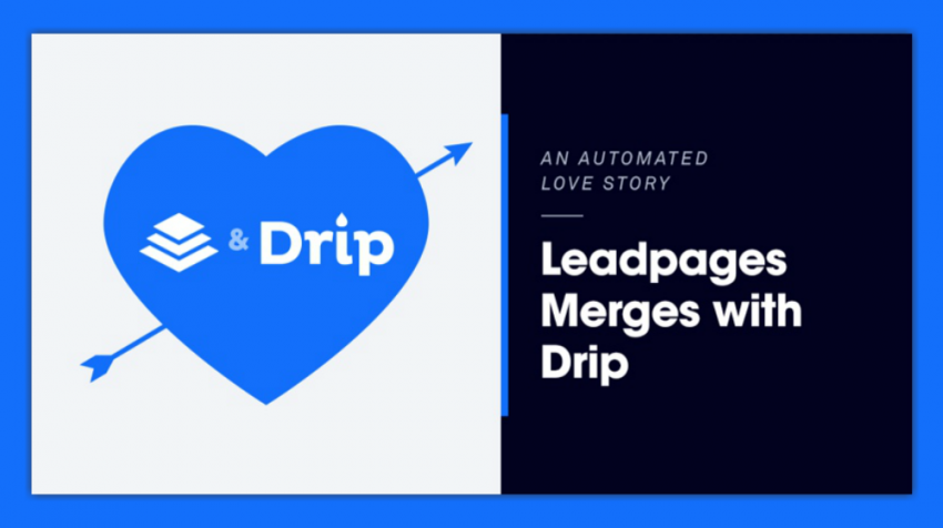 Leadpages Acquires Drip to Improve Marketing Automation