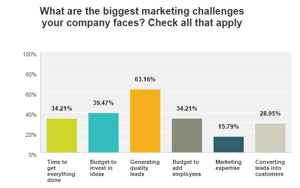 Franchise Marketing Survey - Top Marketing Challenges
