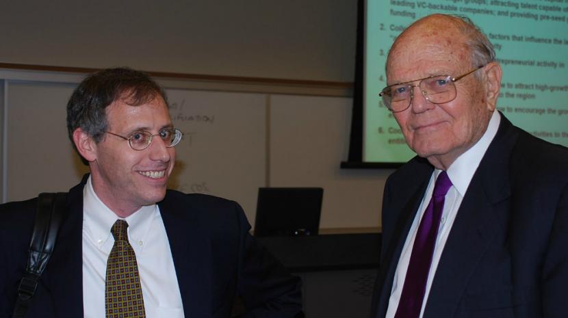 What David Morgenthaler Taught Us About Entrepreneurship