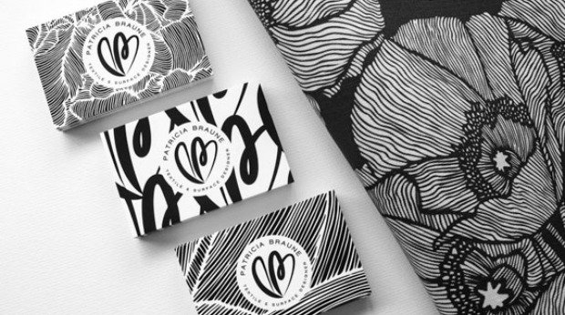 Business Card Design - Patricia Braune's Business Cards