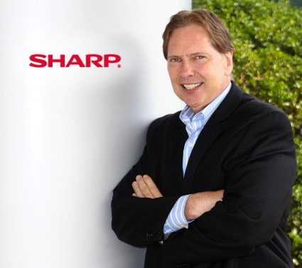 Rebranding Example - Peter Weedfald from Sharp