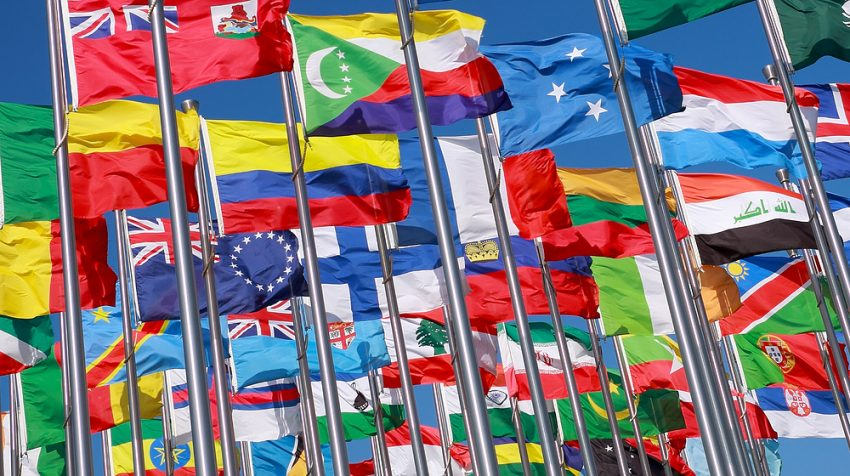 Small Businesses Going Global - 58 Percent of Small Businesses Already Have International Customers, Survey Finds