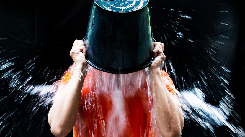 Viral Marketing Example - Your Ice Bucket Challenge Videos Worked! New Gene Breakthrough Discovered (Watch)