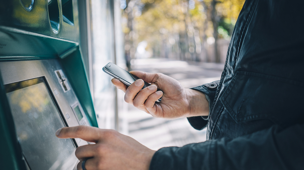 70,000 ATMs in the U S Will Soon Allow You to Withdraw Cash with