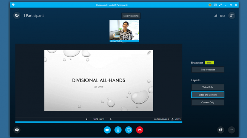 Skype Meeting Broadcast Will Get Translation, Transcription Features