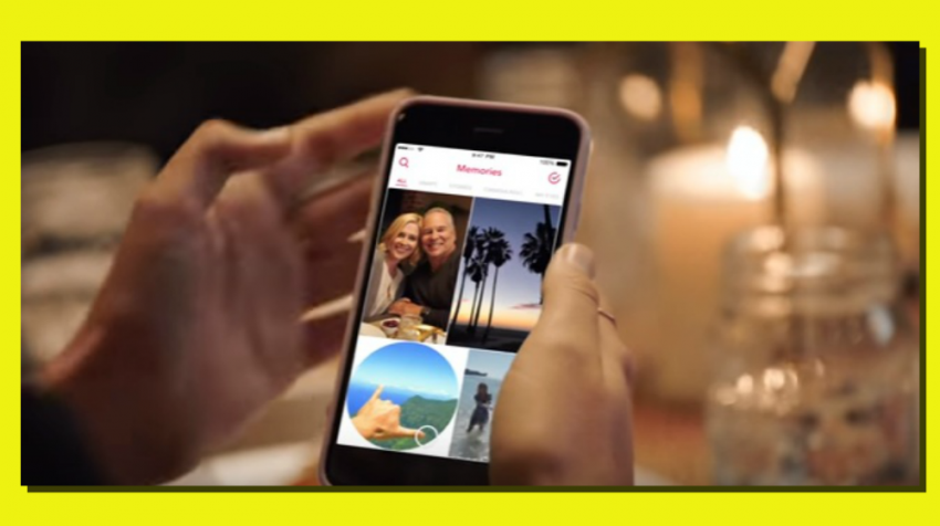 See Old Photos and Videos with Snapchat Memories