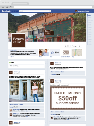 What Is Yodle - Yodle will build your Facebook page for you.