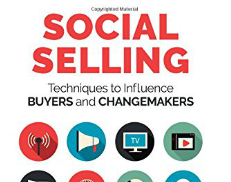 Social Selling: Techniques to Influence Buyers and Changemakers Book Review