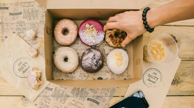 Independent Donut Stores Making it Big - The Salty Donut